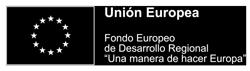 Logo UE fondos FEDER