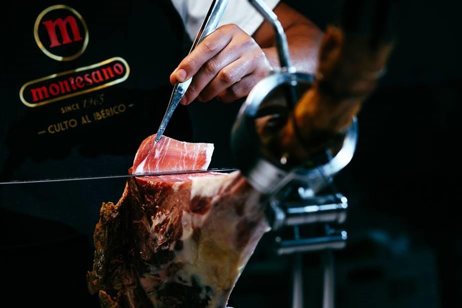 Montesano Extremadura presenta en San Sebastian Gastronomika '20 su jamón de bellota 100% ibérico